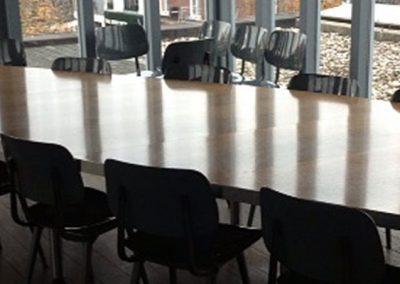 Isolatie designtafel